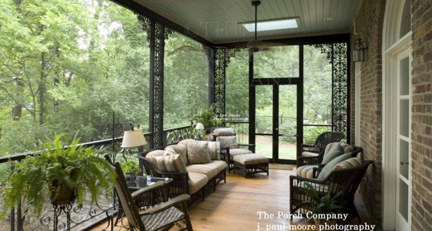 Inspiring Screen Porches