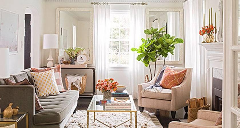 Inspiring Small Apartment Living Room Decoration Ideas