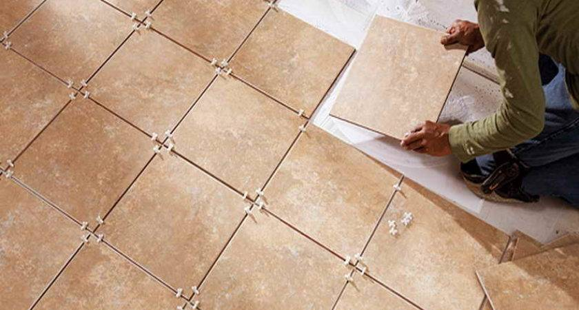 Install Bathroom Flooring Interior Design Ideas