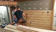 Install Beadboard Paneling Tos Diy