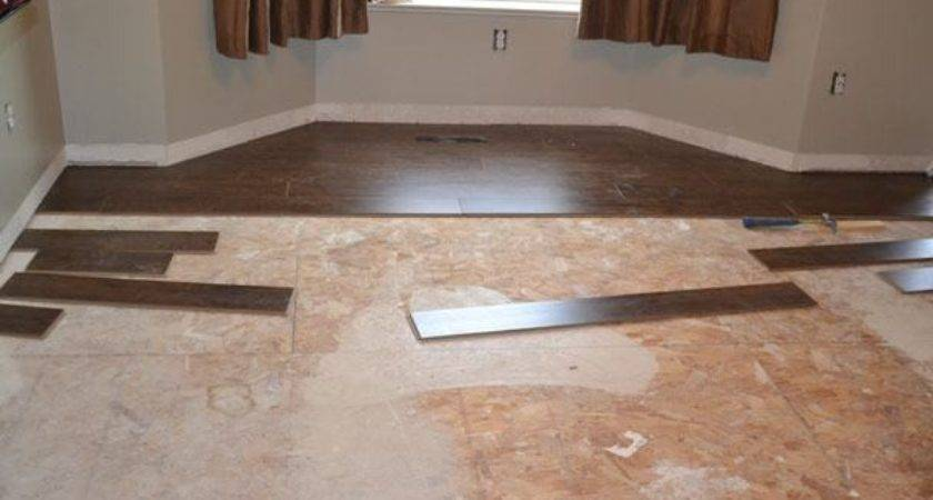 Install Engineered Wood Floor Over Tiles