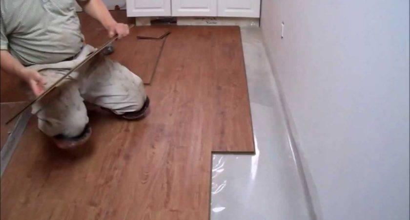 Install Laminate Flooring Concrete