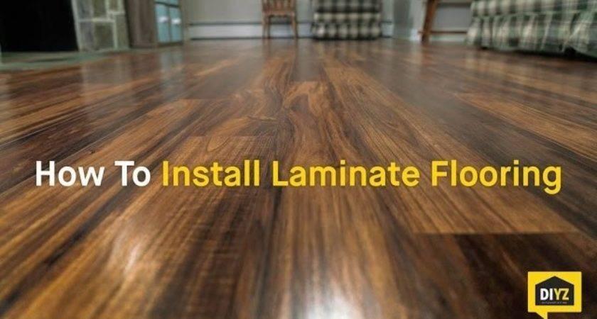 Install Laminate Flooring Crafts Diy Projects