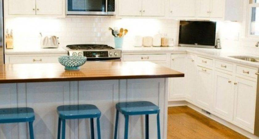 Install Laminate Flooring Kitchen Cabinets Wood Under