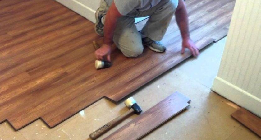 Install Laminate Flooring Tips Getting