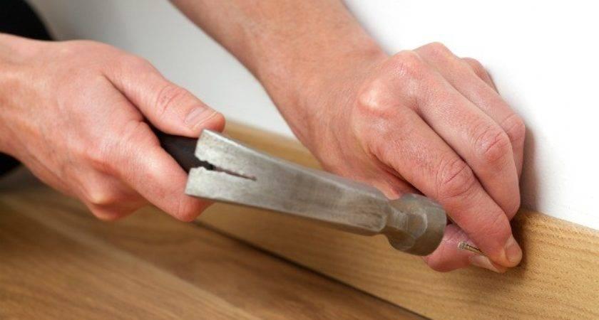 Install Skirting Boards Factory Direct Flooring