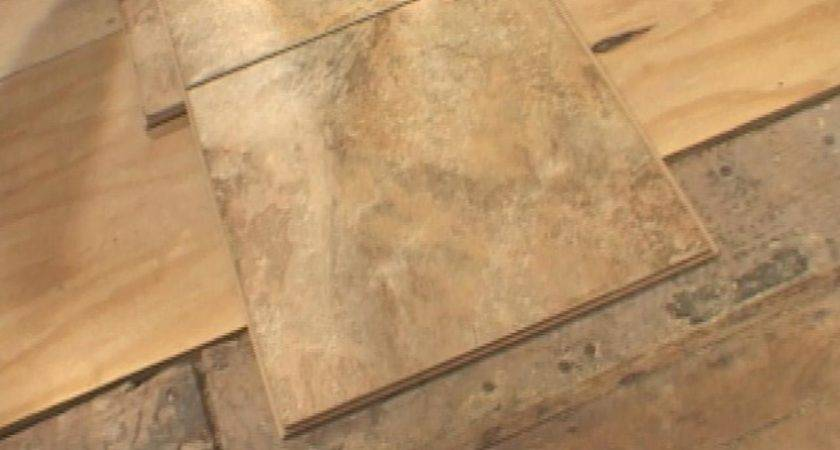 Install Snap Together Tile Flooring Tos Diy