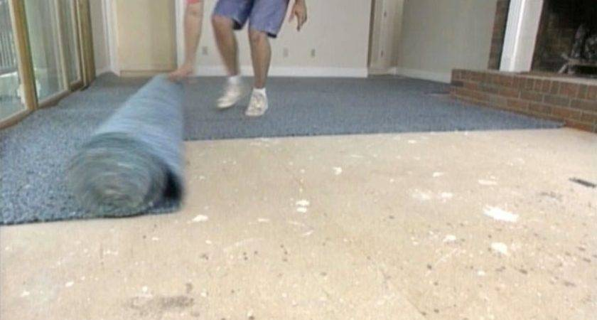 Install Wall Carpet Yourself Tos Diy