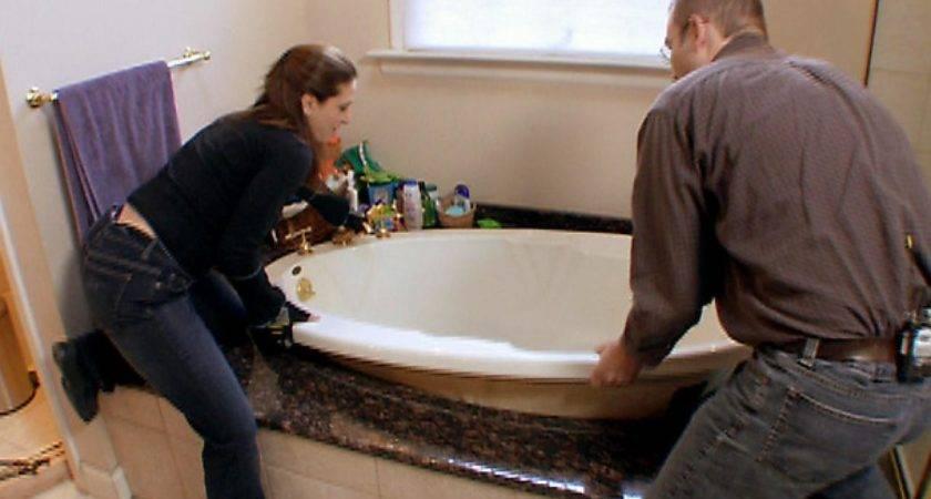 Install Whirlpool Bathtub Tos Diy