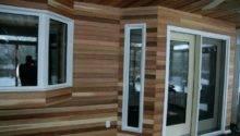 Install Wood Siding Salmaun