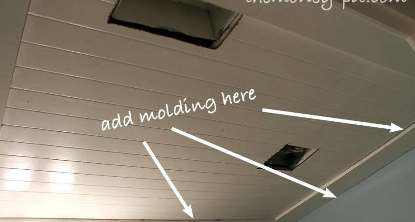 Installing Beadboard Ceiling Kim Six Fix