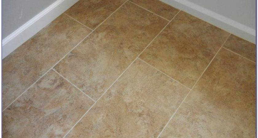 Installing Ceramic Floor Tile Over Linoleum Flooring