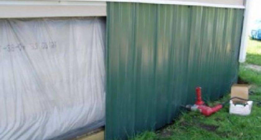 Insulated Mobile Home Skirting Photos Bestofhouse