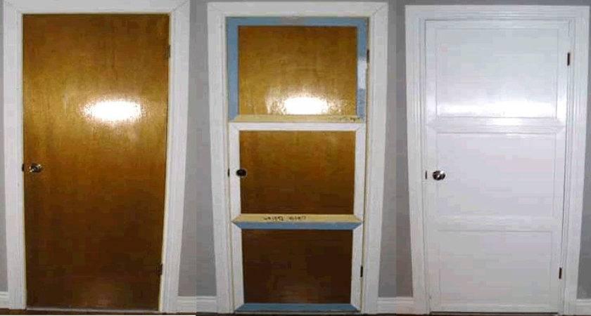 Interior Door Real Life Makeover