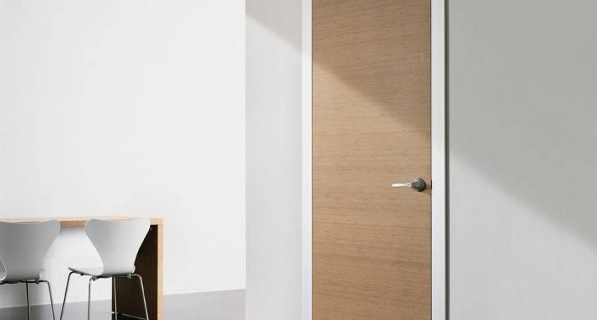 Interior Swing Doors Contemporary Door Trim