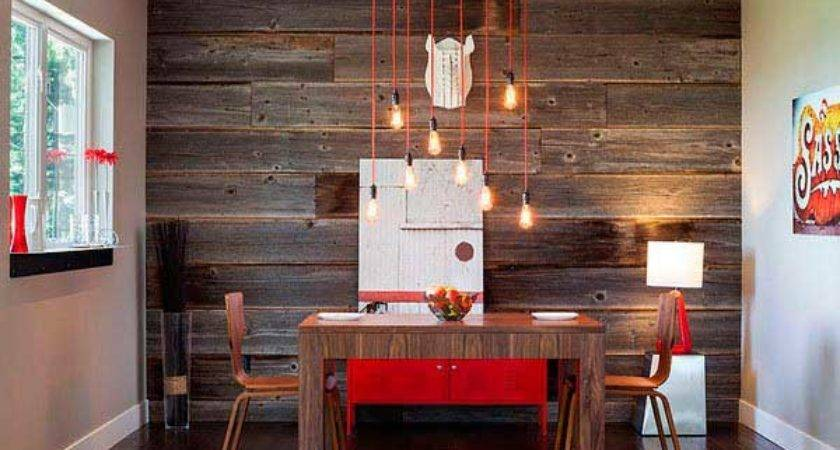 Interior Trend Wood Accent Wall Ideas