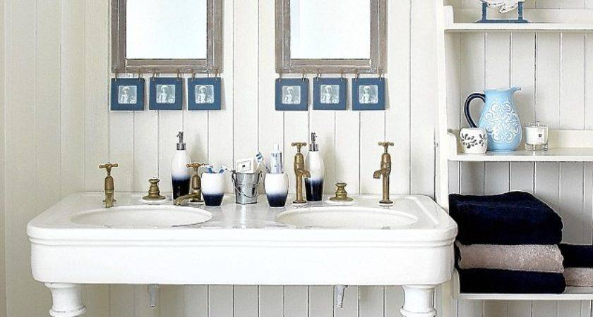 Interiors Create Beach House Bathroom Daily