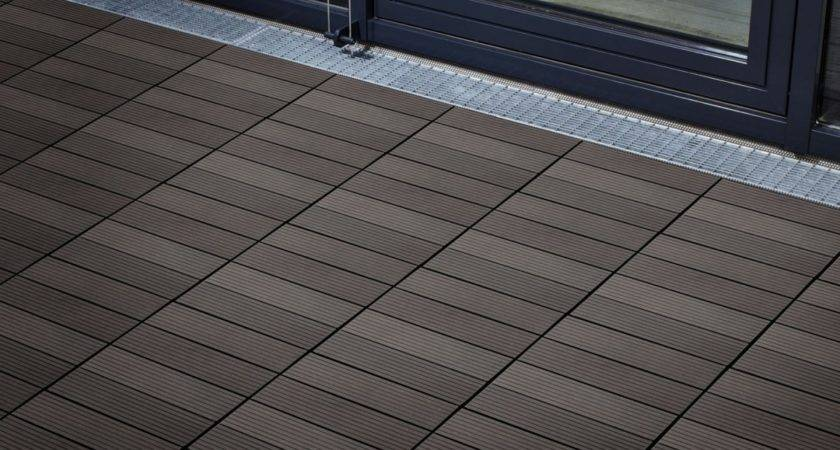 Interlocking Floor Tiles Lowes Charmful Pecan