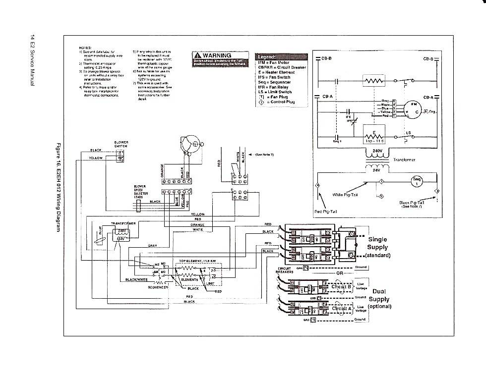 Intertherm Gas Furnace Wiring Diagram New