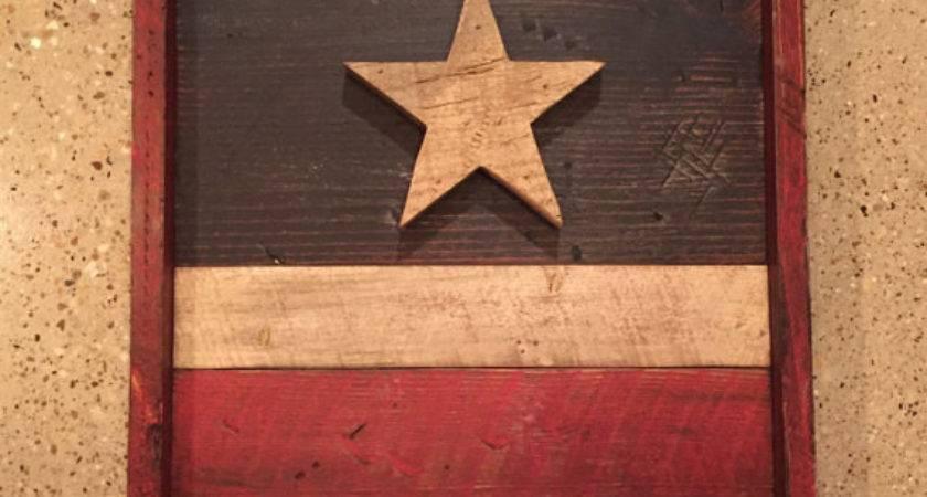 Items Similar Rustic Americana Wall Decor Etsy