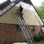 James Hardie Siding Hardieplank Job Before After