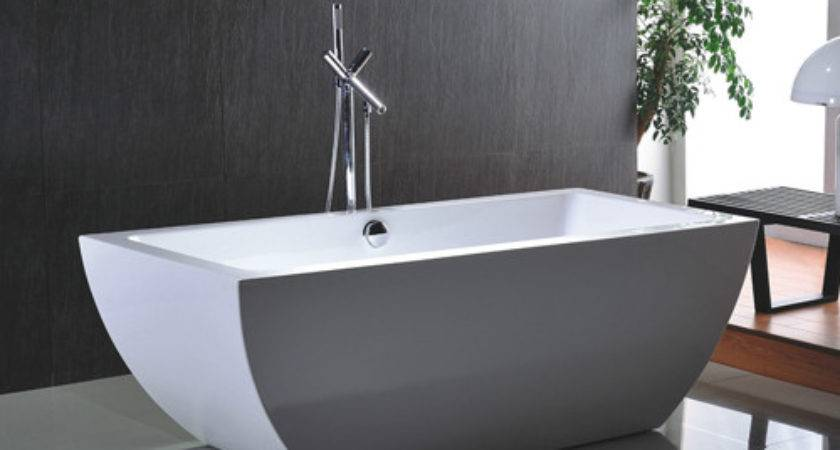 Japone Freestanding Bathtub Wide Edge Renovators Warehouse