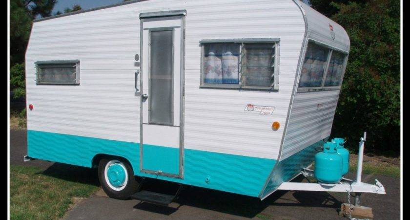 Kit Companion Vintage Travel Trailer Sale
