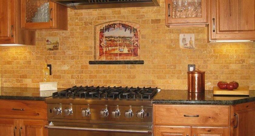 Kitchen Backsplash Beautiful Tile Sparkling