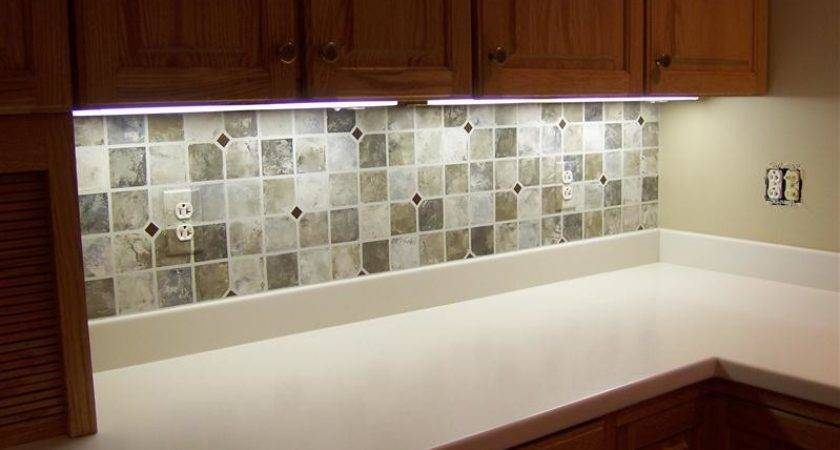 Kitchen Backsplash Paint Ceramic Tile