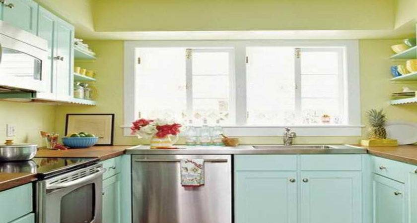 Kitchen Cabinets Cabinet Color Ideas Small