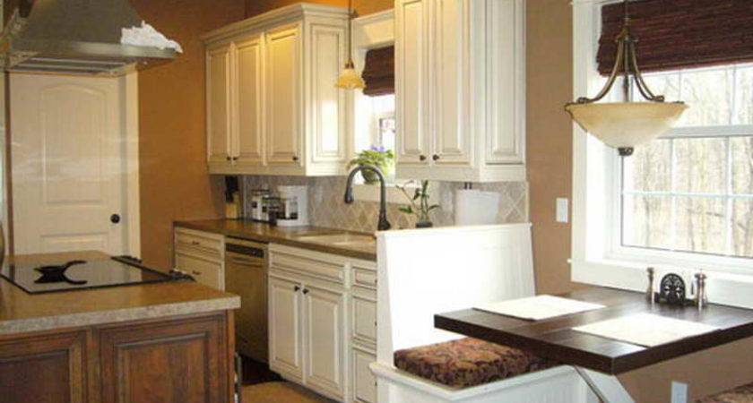 Kitchen Color Ideas White Cabinets Wooden