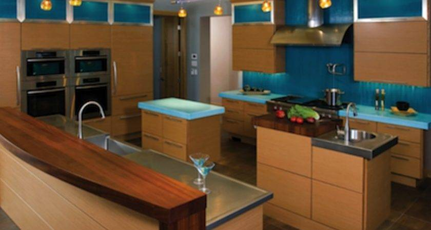 Kitchen Color Trends Paint Ideas Wall Accent