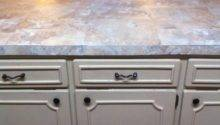 Kitchen Countertop Redo Peel Stick Tiles