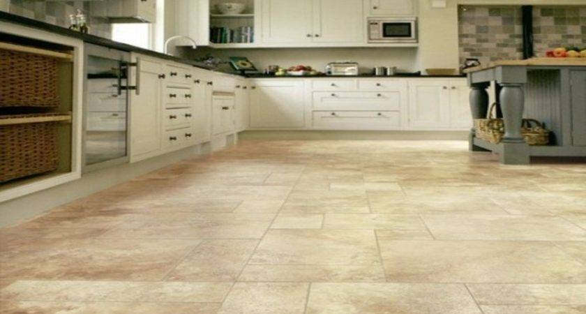 Kitchen Floor Covering Ideas Vinyl Flooring