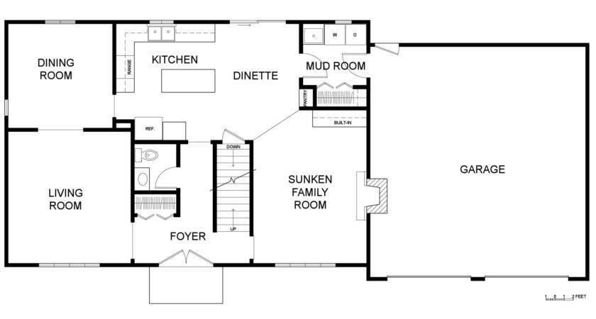 Kitchen Floor Plan Symbols Appliances Awesome Luxury