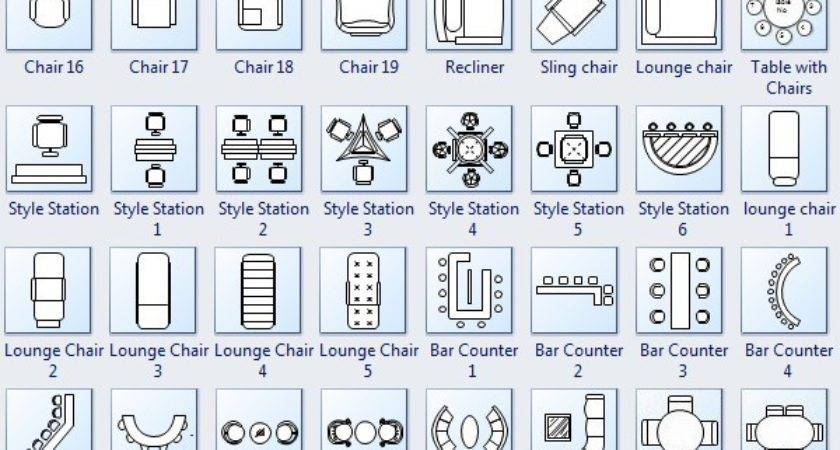 Kitchen Floor Plan Symbols Appliances Pdf