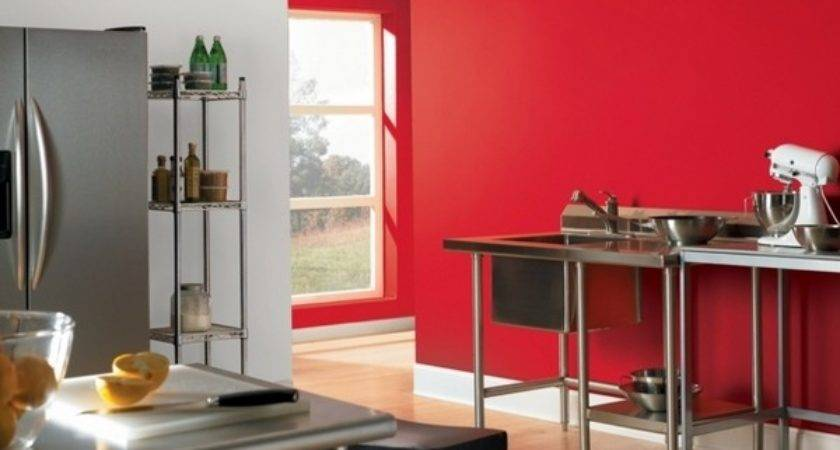 Kitchen Paint Ideas Modern Cabinets Colors