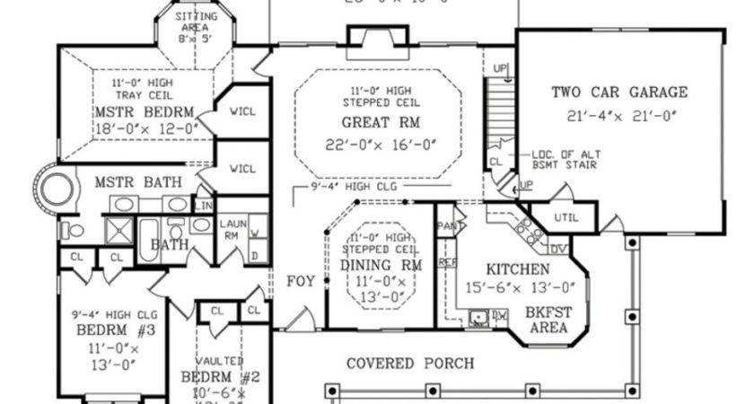 Kitchen Plans Butlers Pantry House Large