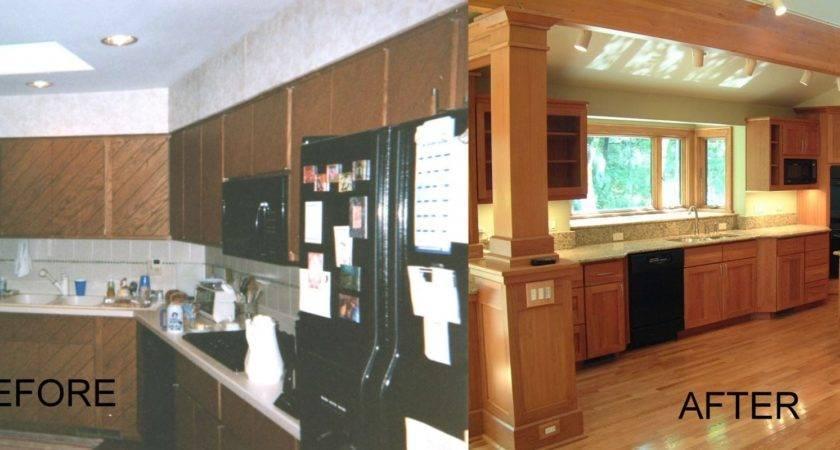 Kitchen Remodel Before After Affordable
