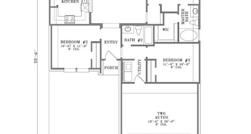 Kitchen Room Floor Plans Also Open Concept