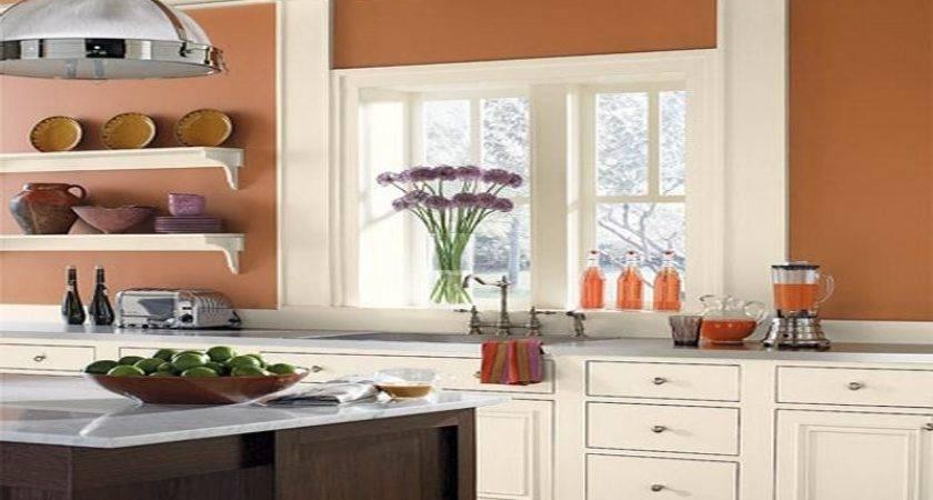 Kitchen Wall Colors Ideas Color Schemes