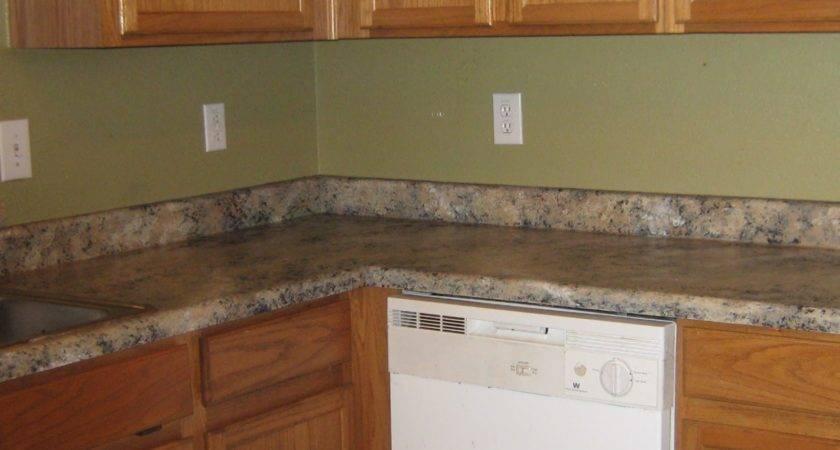 Laminate Countertops Look Like Granite Trendy