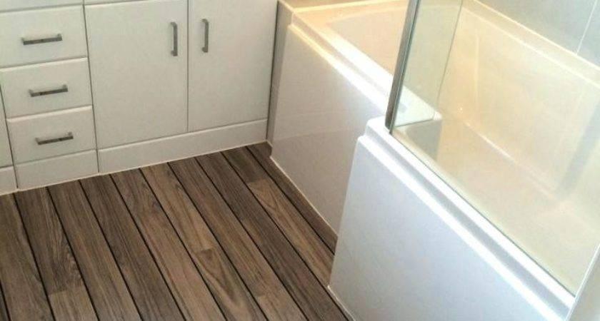Laminate Floor Bathrooms Bathroom Flooring Ideas