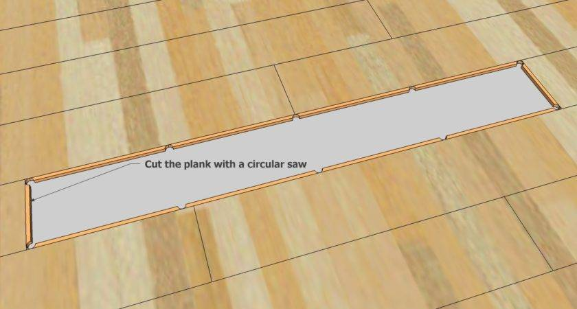 Laminate Flooring Step Installation