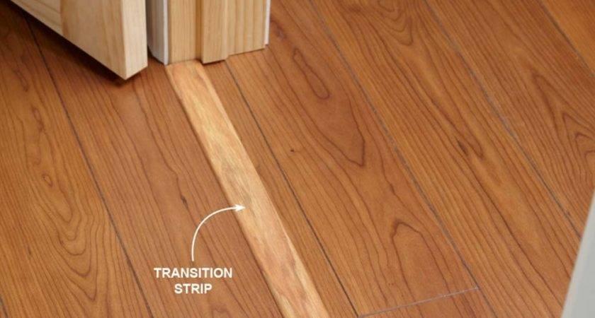 Laminate Flooring Transition Pieces