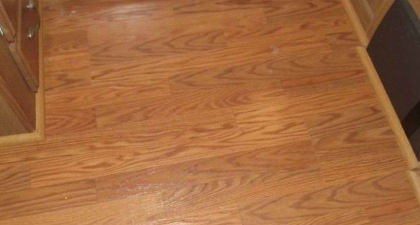 Laminate Flooring Under Kitchen Cabinets Ideas