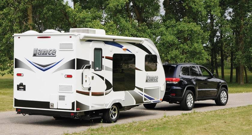 Lance Camper Ultra Lightweight Travel Trailer