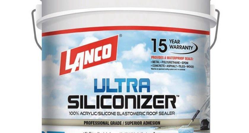 Lanco Gal Ultra Siliconizer Roof Sealer