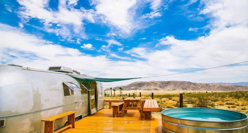 Land Yacht Joshua Tree Trailer Reno Pinterest