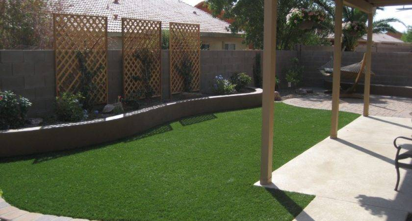 Landscape Design Ideas Small Backyards Marceladick
